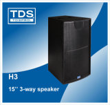 15inch Three-Way Speaker Box (H3)