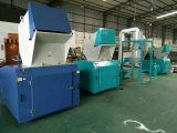 Pnsc Low Price Soundproof Waste Plastic Film Double Layer Crusher