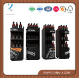 Free Standing Wine Display Stand for Market