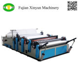 Automatic Maxi Rolls Toilet Paper Slitting Rewinding Machine Price