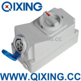 IP44 Industrial Sockets & Outlets (QX7002)