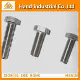 Stainless Steel Fastener Screw Hex Head Full Thread Bolt