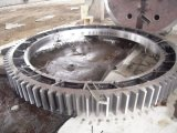 Steel Structure Fabrication Gear Wheel