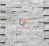 Strip White Marble Mosaic (CFS946)