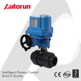 Electric Actuated Plastic Ball Valve