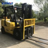 China Diesel Forklift 3.5 Ton Forklift Equipment with 4500mm Triplex Mast