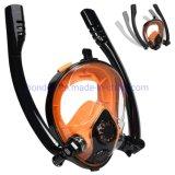New Arrival Underwater Scuba Gear 180 Degree Diving Full Face Snorkel Mask