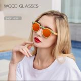 Colorful Wooden Sunglasses Polarized Lens Custom Logo Wholesale in China