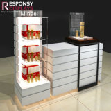 Pop Luxury Lipstick Lip Pomade Makeup Cosmetic LED Illuminate Display Cabinet