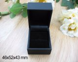 Classic Plastic Ring Boxes Jewelry Boxes Jewelry Packaging Boxes Gift Boxes