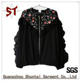 OEM High Quality Chest Embroidery Jacket Coat