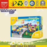 Thinkertoyland Education Blocks Automobile Race Toy Car