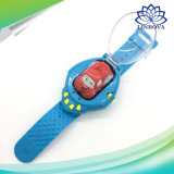 1: 58 Mini Cartoon Gravity Sensing Watch Remote Control Racing Car for Children Toys