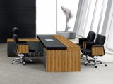 Modern Design Luxury Office Table Executive Desk Wooden Office Furniture