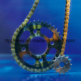 1045stainless Steel Motorcycle Parts Chain Sprocket Kit Cg/Titan/Tmx/Italika