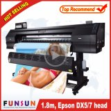 Best Price, Factory Original Funsunjet 1802b with Dx5 Head Banner and Sticker Printer