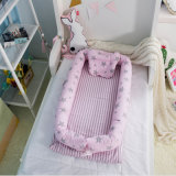 Infant Nest Child Children Baby Cot with Pillow