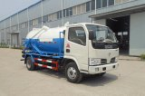 Dongfeng 4X2 2000L Sewage Suction Truck