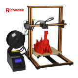 High Precision Competitve Price 3D Printing Printer Machine for Education and aircraft