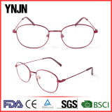 Ynjn Ladies Red Optical Glasses Frame (YJ-J6998)