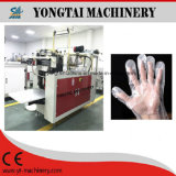 High Speed Plastic Film Glove Making Machine