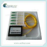 1X4 Fiber Optic PLC Splitter Distribution Box