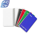 PP Spiral Hardcover Custom Stationery Student Notebook