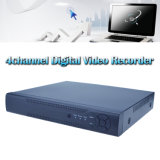 4CH Security DVR with Mobilephone Remote Control