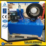 Wholesale Ce Finn Power Hydraulic Electric Hose Crimping Machine for Rubber Hose