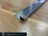 Silver Color Aluminum Profile Square Edge Tile Trim