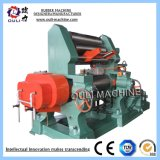 Top Ranking Quality Silicon Rubber Two Roll Mixing Mill Manufacturer Price