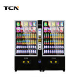 Tcn Large Snack and Drink Vending Machine with Coin Acceptor