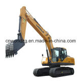 Backhoe Excavator, 21ton Crawler Excavator Comparing to C320