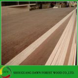 Shandong 21plys Keruing Plywood for Container Flooring