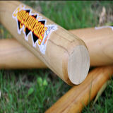 New Natual solid Wood Baseball Bat