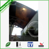 UV Coating Door Awning/PC Awning Canopy/Outdoor DIY Awnings
