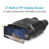 7X31 Wide Dynamic Range Digital Night Vision Binoculars with 2''tft LCD