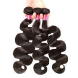 Brazilian Human Hair Weaving Extensions with Kinky Curly