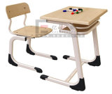 Primary School Single Student Desk and Chair
