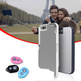 2016 Selfie Stick Bluetooth Remote Shutter Case for iPhone