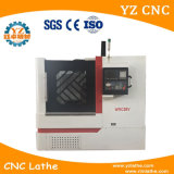 Vertical Diamond Cutting Wheel Repair CNC Lathe Machine Wheel Hub