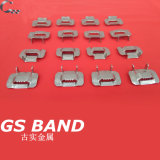 Stainless Steel Buckle for Banding Strapping