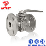 Stainless Steel 2PC Ball Valve with Ss Handle