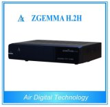 Latest Hot Selling Zgemma H. 2h Combo DVB-S2/S+DVB-T2/T Satellite TV Receiver