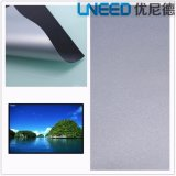 Soft Silver Curved PVC Projection Screen Film for Projector Screens