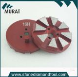 "3""/80mm Super Aggressive Diamond Metal Grinding Disc for Sti Grinder"