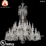 Chrome Baccarat Crystal Chandelier Lighitng