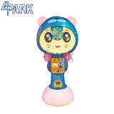 Cheap Gacha Prize Gift Capsule Vending Plastic Coin Operated Game Machine