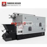 Yuanda Factory Price Industrial Wood Pellet Rice Husk Sawdust Fuel Biomass Fired Steam Boiler