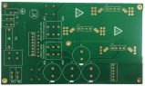 4layers Multilayer Communication PCB Circuit Board with Enig Finish